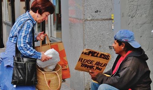 christadelphian homelessness