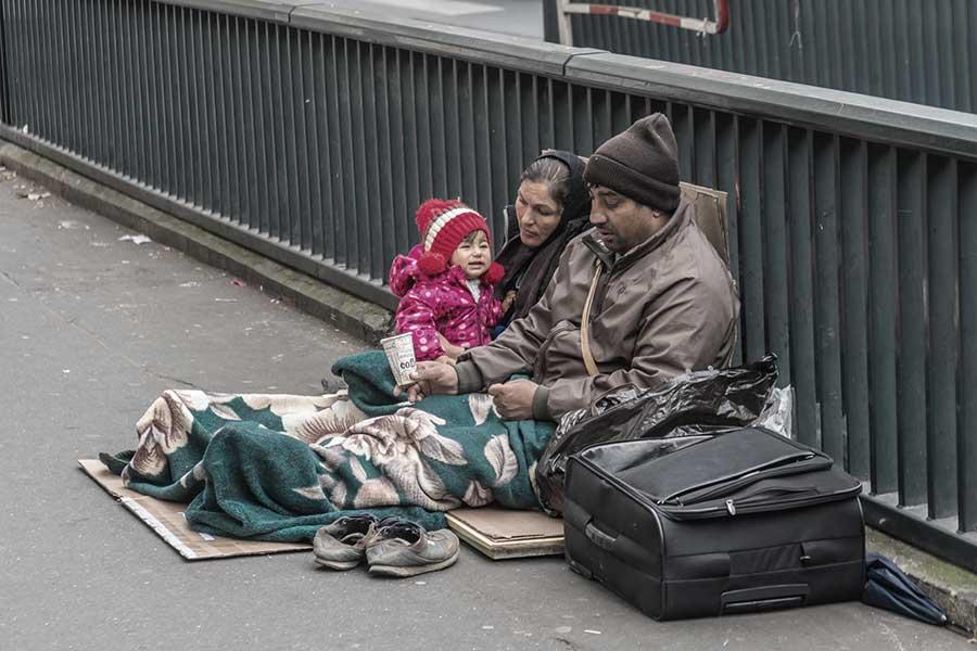Christadelphian homeless outreach